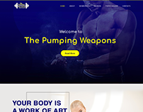 Gym & Fitness Website | Gym - Website Design