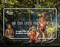 Ethnic Maga - Xunqa Tribe / Landing Page