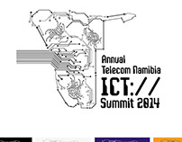 Telecom Namibia  ICT Summit 2014