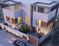 Modern Villa in KSA