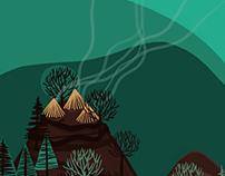Monte Habitado