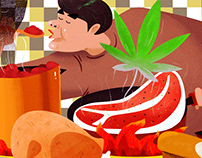 Cooking With Weed | HuffPost