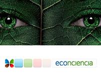 econciencia / Papeleria - Web Design