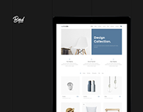 Whiteble: Minimal Portfolio, Agency, Shop HTML Template