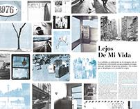 Editorial; Exiliados
