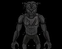 Darkest Nightmare (Game Assets)