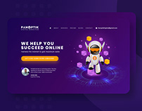 Startup Digital Marketing Agency | Branding + Website