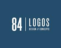 84 logo concepts