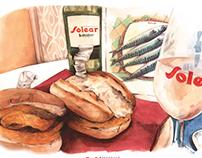 Solera Restaurant Menus