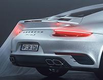 Porsche 911 Turbo S - Personal Practice