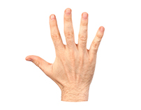 Hand o'clock