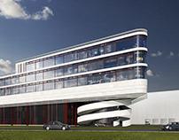 C. OFFICE BUILDING