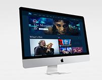 M-Net - New Ci Web design