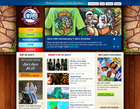 Eskimo Joe's Website