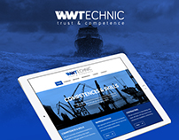 WW Technic / web & mobile design