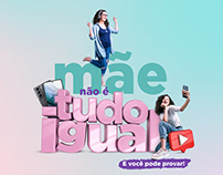 Dia das Mães - Pátio Brasil Shopping