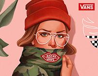 Vans - Faces
