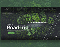 Web design - Roadtrip