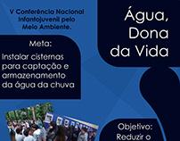 Banner Conferencia Meio Ambiente