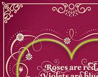 Valentine's Day Card for Energy Australia