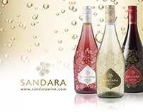Careta Patrocinio TV - Sandara Wine