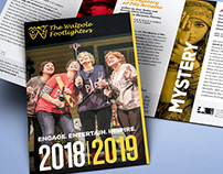Walpole Footlighters 2018 Season Brochure
