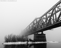 Winter on the Sava River