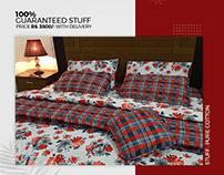 Bed Sheets - Brandind