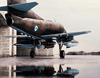 A-4P Skyhawk, FAA (Fuerza Aérea Argentina, 1982)