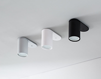 PUD Ceiling light