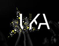 Branding // Visual Identity: UKA2016
