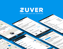 Zuver IOS and Android App