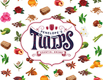 Penelope's Tulips