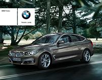 BMW 3 series - An unforgettable journey starts here