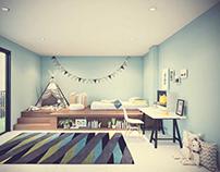 795-02-3 Floors Residential Apartment