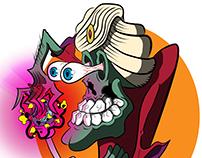 Crazy Skull Fortune Teller