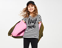 Typo t-shirts for Reserved Kids
