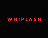 Whiplash title sequence (student project)