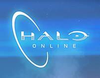 HALO ONLINE KEY VISUAL