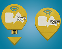 BA WiFi - Pendrive