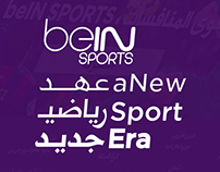 beIN Sport Arabic Digital Font