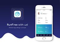 RunFree App