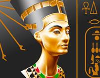 Nefertiti medal