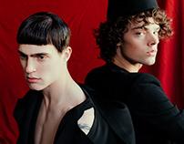 Max + Michael Vanity Teen