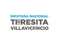 Teresita Villavicencio Diputada Nacional - EvolucionUCR