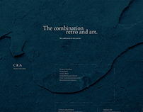 C.R.A Art website