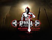 Sparta Gym® Logo & Identity