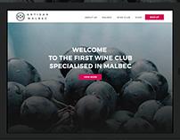 ARTISAN MALBEC | Website