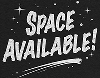 Space Available