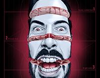 Self Dissection Portrait